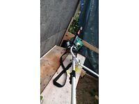 petrol strimmer and brush cutter qualcast with 29.9cc motor