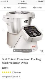 Tefal cuisine companion. Brand new in box sealed