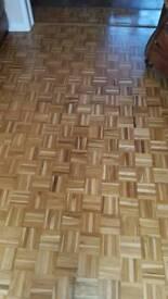 Parque flooring
