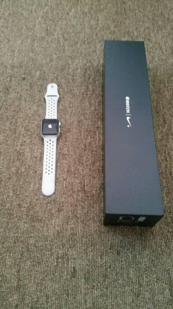 Apple series 2 nike watch 38mm