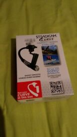 Stedicam curve stabilazor for action cameras