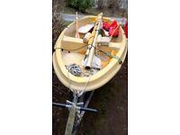 Sailing Dinghy for sale