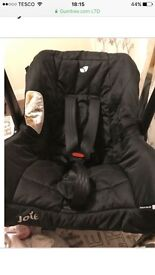 Joie first stage car seat