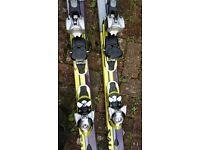 Salomon Verse 10 Skis and Poles - 160cm