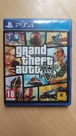 GTA V xbox one game