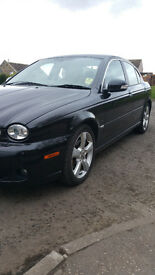 JAGUAR X-TYPE 2.0D DIESEL SOVERIGN, 2008(58)REG, TOP OF THE RANGE, MAY P/X +CASH, RANGE ROVER, MERC