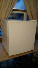 L.G table top fridge with small freezer department..fab full working order