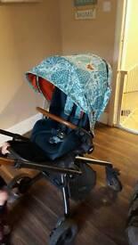 Mamas and papas donna wilson fox pushchair