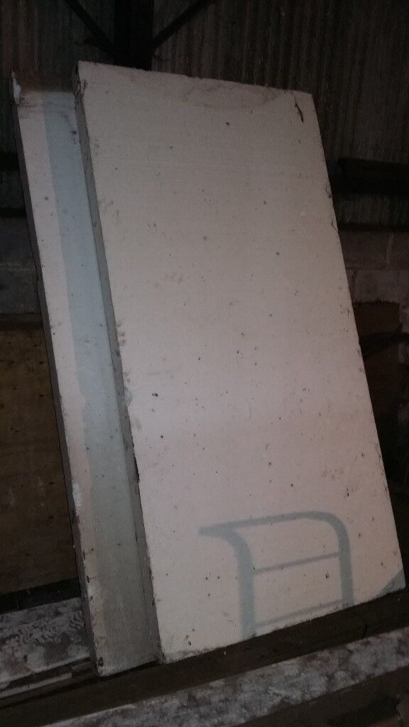 Building Materials: Polystyrene Insulation Sheets