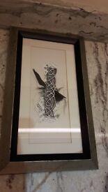 celtio knot picture frame