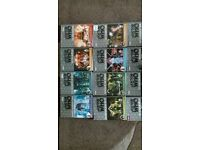 Doctor Who DVD's (16 off)