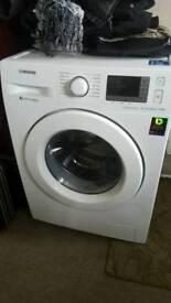 Samsung ecobubble 9kg washing machine
