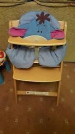 Hauck Baby / toddler Highchair