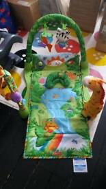 Fisher price rainforest play gym