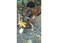 Morris ital A+ engine 1275cc ideal conversion for Morris Minor or A35 etc