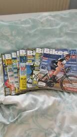 Back issues bikes ect