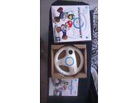 Mario karts wii wheel
