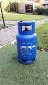 7.5 empty calor gas bottle