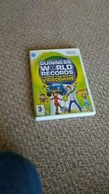 Guinness world records wii game