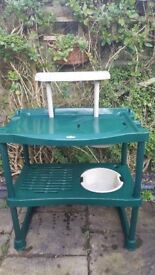 Strong Potting Bench