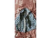 Genuine timberland checked shirt