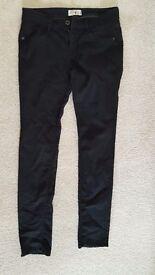 Womens Black Firetrap Jeans *NEVER WORN