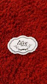 Wedding favour gift tags and wedding place cards