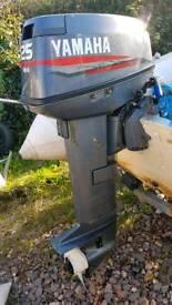 Yamaha 25hp outboard