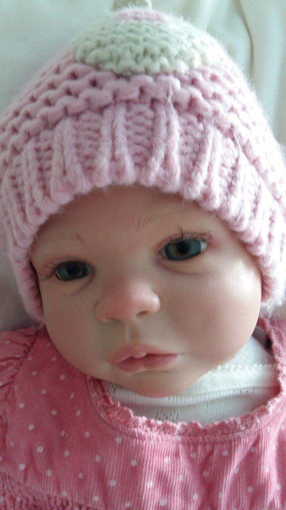 Reborn Baby Girl/Doll