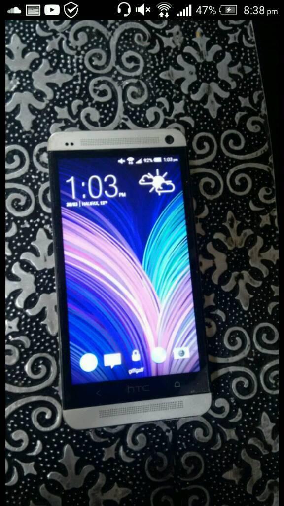 HTC ONE M7 (Swaps)