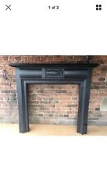 Fireplace cast iron fireplace surround DELIVERY £25 most uk
