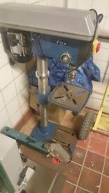 Fox Pillar Drill Press