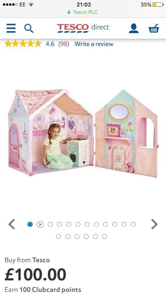 Dream town rose cottage and kitchen set