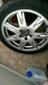 """Volvo s60 v70 s80 alloy wheel THOR 17 """""""