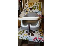 Mamas and papas highchair/ booster seat