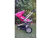 QUINNY BUZZ 3 in 1 TRAVEL SYSTEM