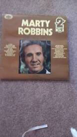 Marty Robbins collection 2record set