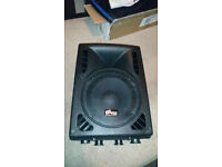 Stagg SMS10P 160W PA speaker (Powered)