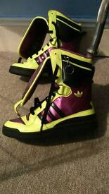 Limited Edition Adidas High Tops