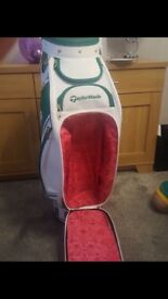 Taylormade golf cart tour bag (limited edition)