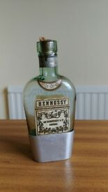 Antique Hennessy Cognac Bottle