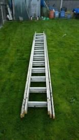 T10/12 Aluminium ladder
