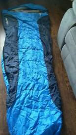 HI GEAR HORIZON SLEEPING BAG 250gsm