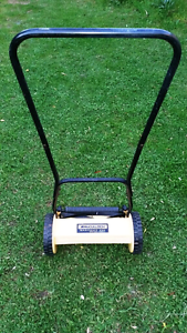 McCullough Push Reel Lawn Mower. As in photographs. No catcher. Norwood Norwood Area Preview