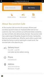 Cafe bussiness for sale
