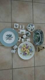 Mixed porcelain