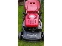 Mountfield SP474 self propelled petrol lawnmower