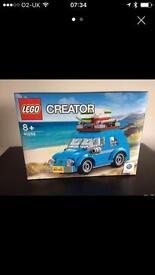 Lego Creator 40252 - Volkswagen Beetle - BNIB