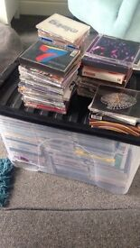 100's of cds various ask for a specific one or job lot :)