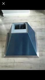 Small stainless steel Cooker hood brand new